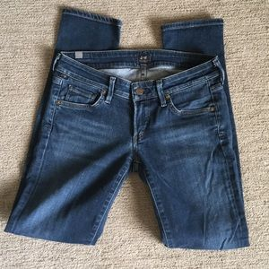 Citizen of humanity jeans!